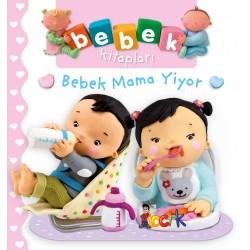 EMA Bebek Mama Yiyor Bebek...