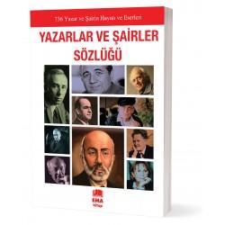 Yazarlar ve Şairler Sözlüğü...
