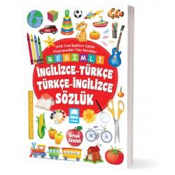 Resimli İngilizce-Türkçe...