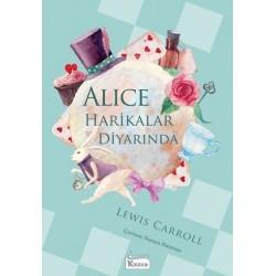 Alice Harikalar Diyarında -...